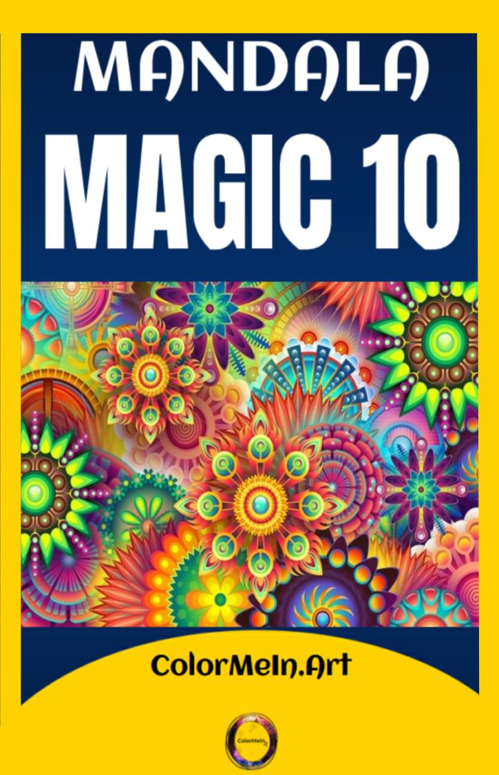 Mandala Magic 10 of 10