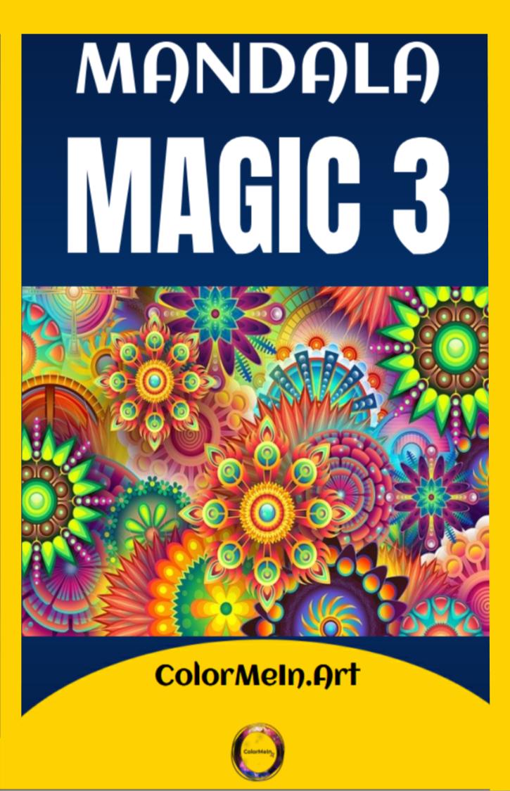 Mandala MAgic 3 of 10