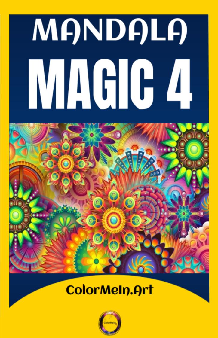 Mandala Magic 4 of 10