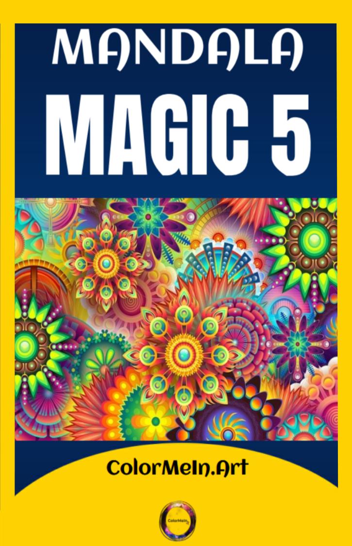 Mandala Magic 5 of 10