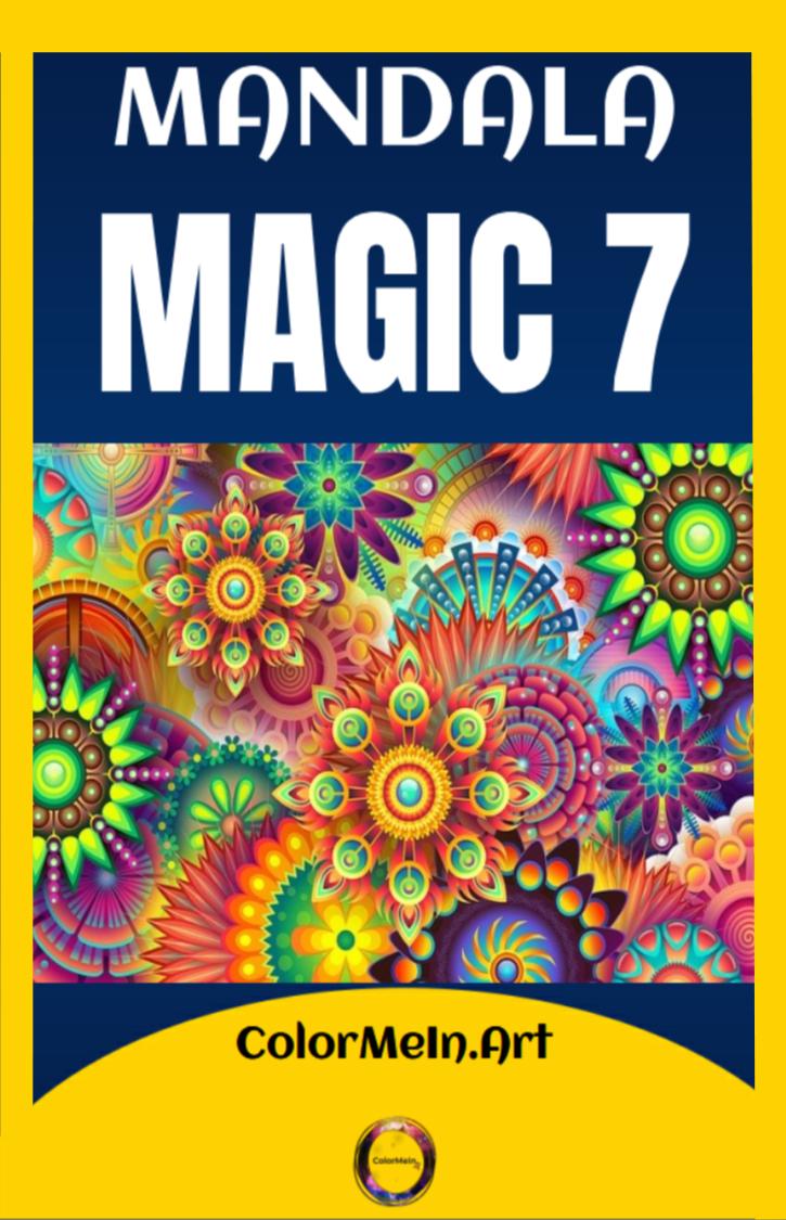 Mandala Magic 7 of 10