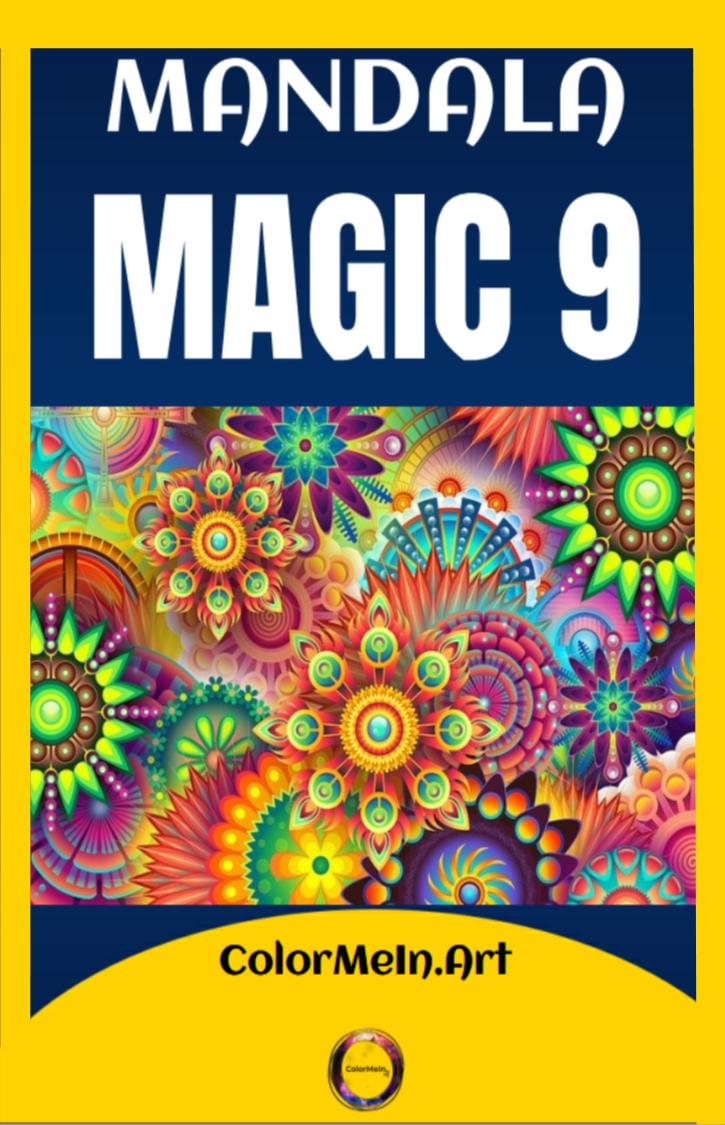 Mandala Magic 9 0f 10