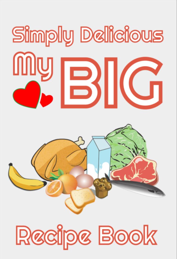 Simply Delicious : My BIG Recipe Book